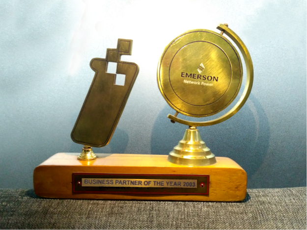 Emerson Business Partner of the Year