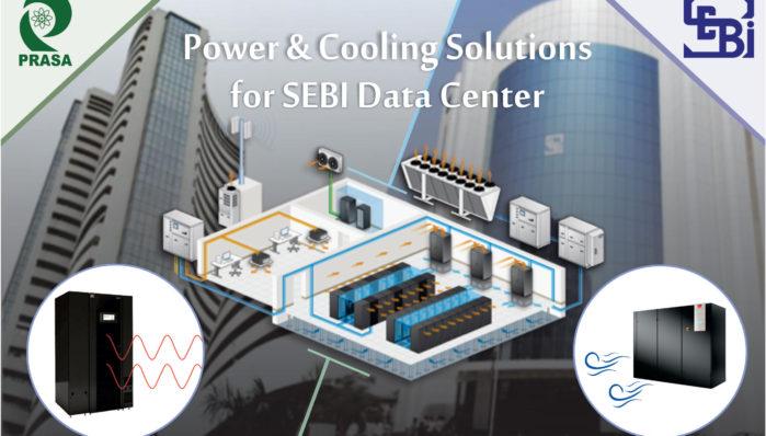 SEBI data center