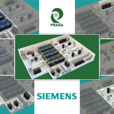 Prasa implemented Tier-III ACP Level-2/Rated-3 Compliant Data center at Siemens Technology and Services, Electronic City , Bangalore.